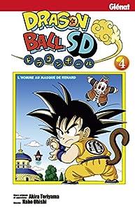 Dragon Ball SD Edition simple Tome 4