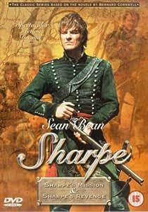 Sharpe's Mission / Sharpe's Revenge [DVD] [1996]