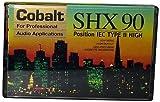 Audio Cassette C 90 SHX Chrom (CrO2); 10 er Pack; 90 Minuten; Made in Austria; Low Noise; Leercassette; Audio - Leerkassetten [Musikkassette] [Musikkassette] [Musikkassette]