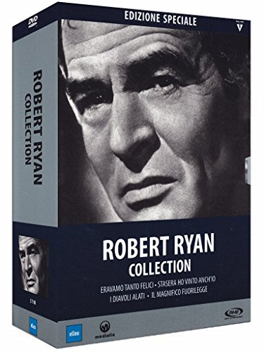 Robert Ryan collection (edizione speciale) [4 DVDs] [IT Import]