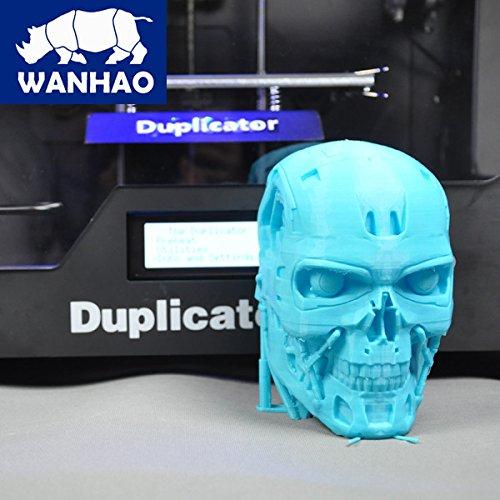 Wanhao Duplicator 4S Impresora 3d con chasis de acero y Dual extruder