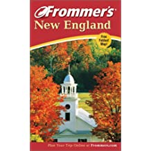 Frommer's New England with Map
