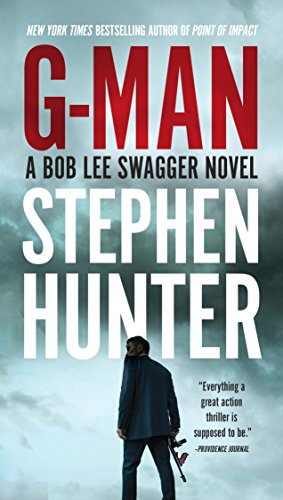 G-Man (Bob Lee Swagger Book 10) (English Edition) -