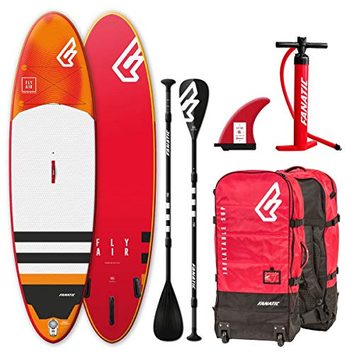Fanatic Fly Air Premium 9.8 Inflatable SUP Windsurf Sta… | 04211058229879