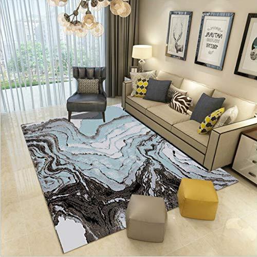 Teppich Nordic Modern Für Wohnzimmer Kaffee Schlafzimmer Tisch Zimmer Teppiche American Country Teppich Bodenmatte Küche Küche Teppiche 120 x 160 cm - Schlafzimmer-modern-kaffee-tisch