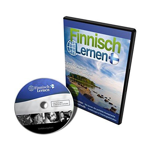 Finnisch Lernen - Einführungskurs - eBook und MP3 Audio