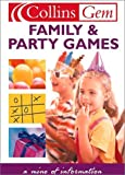 Collins Gem – Family and Party Games