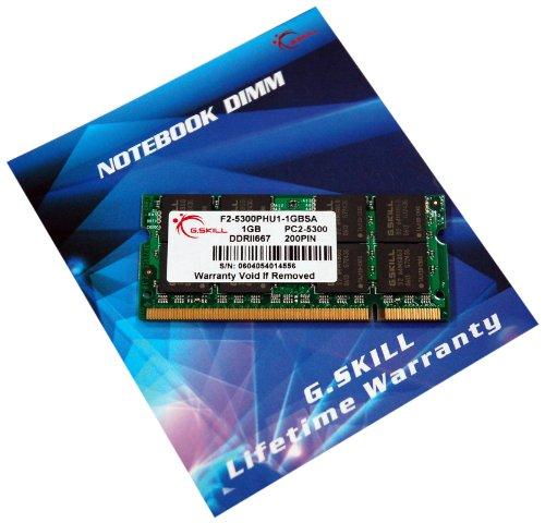 G.Skill 1GB (1x1024MB) PC2-5300