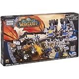 Megabloks - 91016U - Jeu de Construction - World Of Warcraft - Deathwing'S Stormwind Assault