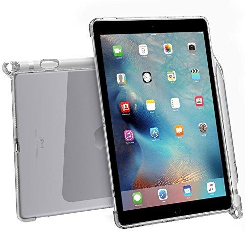 iPad Pro 9,7Schutzhülle, Poetic stylisches dünn TPU Fall–[Tastatur kompatibel] [Bleistift Halterung] für iPad Pro 9,7mit Bleistift Halter und Apple Smart Tastatur Kompatibilität (Ipad Und Das Wireless Keyboard Case)