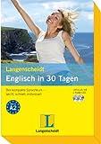 """Langenscheidt Englisch in 30 Tagen - Set mit Buch und 2 Audio-CDs: Der kompakte Sprachkurs - leicht, schnell, individuell (Langenscheidt Selbstlernkurse """". in 30 Tagen"""")"""