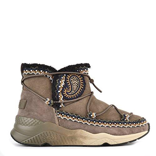 Ash Footwear Chaussures Mitsouko Baskets Topo Femme