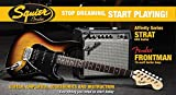 Fender Squier Affinity Stratocaster Pack HSS BSB