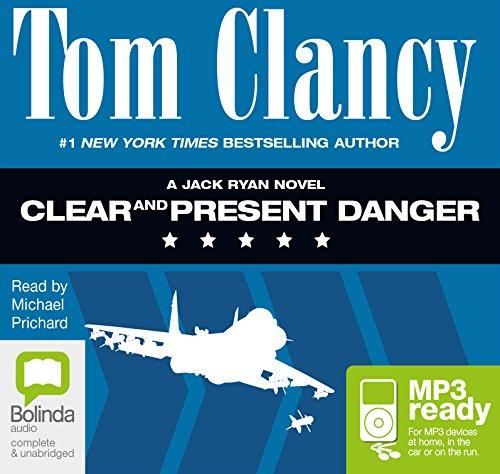 Clear and Present Danger par Tom Clancy