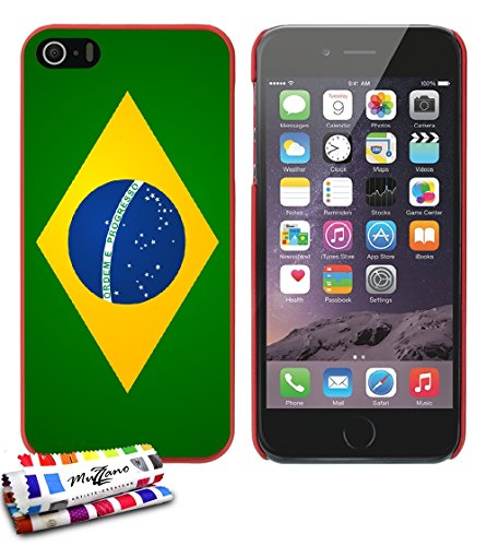 carcasa-rigida-ultra-slim-apple-iphone-5-de-exclusivo-motivo-bandera-brasil-roja-de-muzzano-estilete