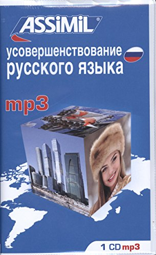 Perfectionnement Russe (CD mp3 seul)