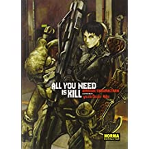 Pack todo All You Need Is Kill (Manga - All You Need Is Kill)