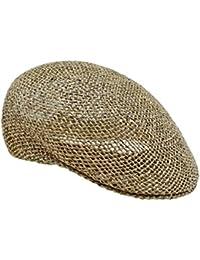 640205e474aac EveryHead Fiebig Seaweed Cap Straw Seagrass Hat Summer Men s Unisex  (FI-16390-S16
