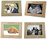 Personalised Wooden Photo Frame - Personalised Wedding Gift - Best Reviews Guide
