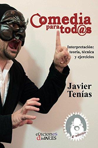Comedia para tod@s por Javier Tenías