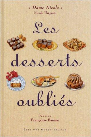 Les Desserts oublis
