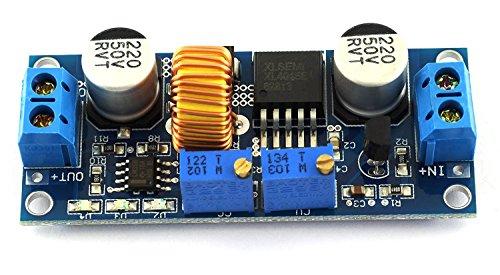 xcluma 5A 75W Xl4015 Cc Cv Dc-Dc Lithium Battery Charger Step-Down Module