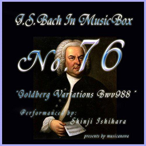 Bach In Musical Box 76 / Goldberg Variations BWV988