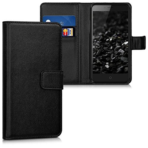 kwmobile Wallet Case Hülle für ZTE Blade V7 (5.2