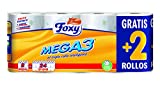 Foxy Papel Higiénico Mega 3 de 6+2 unidades-(7 Paquetes de 8 Unidades)