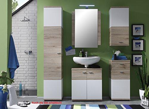 Waschbeckenunterschrank San Remo - 3