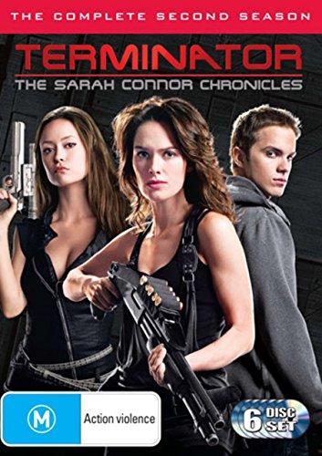 Terminator - The Sarah Connor Chronicles - Season 2 [NON-USA Format / PAL / Region 4 Import - Australia]