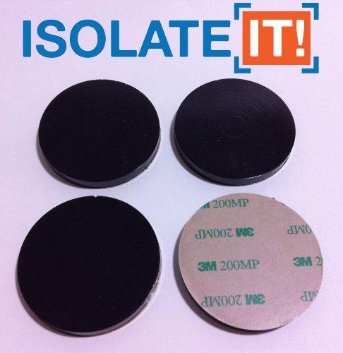 sorbothane-disque-disolation-de-vibration-064-cm-depaisseur-572-cm-de-diametre-durometre-50-avec-sup