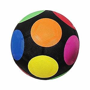 First-Play - Balón de fútbol arcoíris