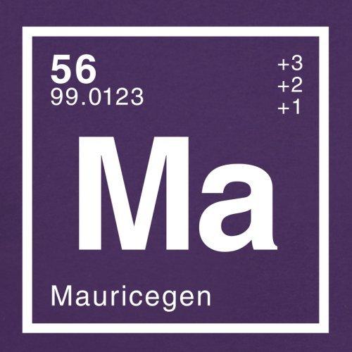 Maurice Periodensystem - Herren T-Shirt - 13 Farben Lila