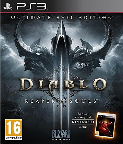 3 Ps3 Diablo (Diablo 3: Ultimate Evil Edition Jeu PS3)