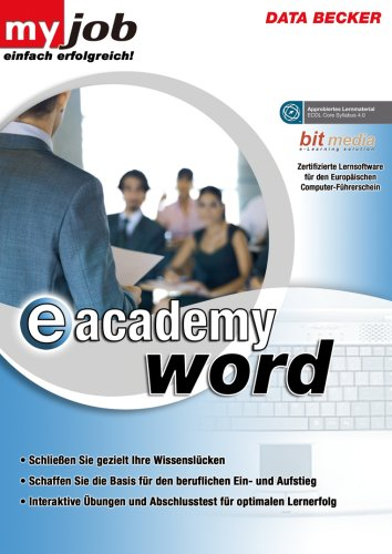 E-Academy - Word