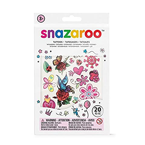 Maquillage Halloween Pour Les Filles - Snazaroo - 08314 - Maquillage - Set