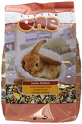 Little One Food for Junior Rabbits, 900 g from Mealberry GmbH