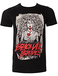 Black Veil Brides Queen T Shirt (Black)