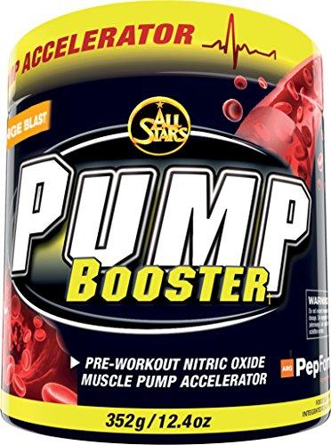 All Stars Pump Booster, Orange-Blast, 1er Pack (1 x 352 g)