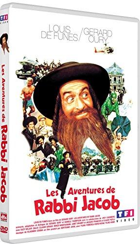 Les aventures de rabbi jacob [Edizione: Germania]