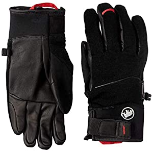 518QkLCgiIL. SS300  - Mammut Astro Guide Climbing Gloves, Unisex Adult