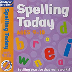 Spelling Today for Ages 9 - 10