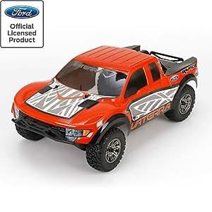Vaterra VTR03009 Voiture électrique Ford Raptor Short Course RtR 1/10e 4 roues motrices 2.4 GHz