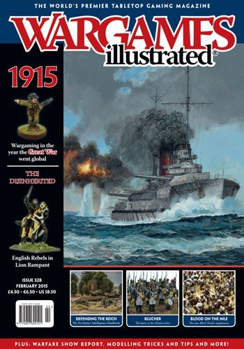 Wargames Illustrated 328