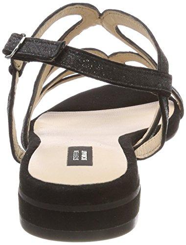 Steffen Schraut Ladies 33 Bella Street Sandali Con Cinturini Neri (nero)