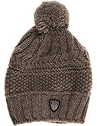 Emporio Armani EA7 gorro de mujer sombrero nuevo mount urban 2 marrón