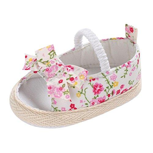 Zapatos Bebe Niña con Suela