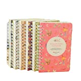 ✿Paquet inclus: 2 x Cahier