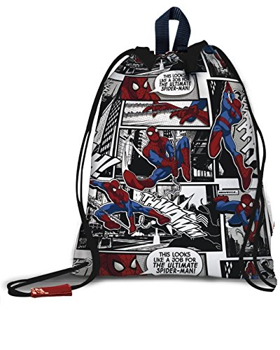 STAR LICENSING Bag Babybeutel Rucksack Spiderman Marvel cm. 43X32,5 - 44804/2